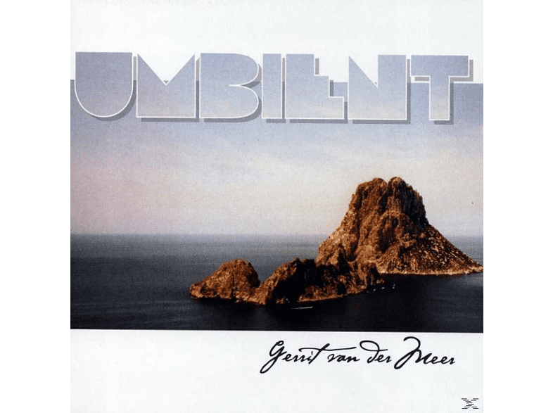 Gerrit Van Der Meer - Umbient [CD]