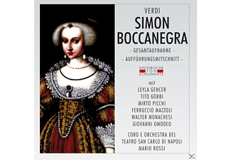 VARIOUS - Simon Boccanegra  - (CD)