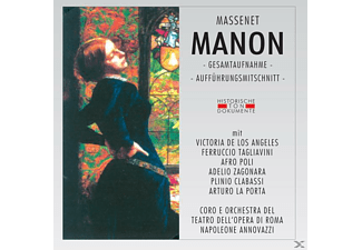 Coro E Orch.Del Teatro Dell'Opera Di Roma - Manon  - (CD)