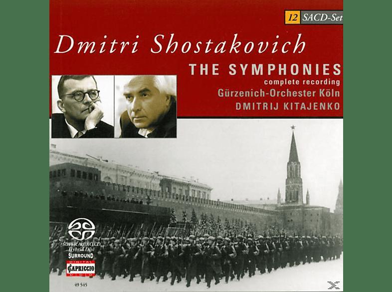 Gürzenich-orchester Köln - Die Symphonien [SACD Hybrid]