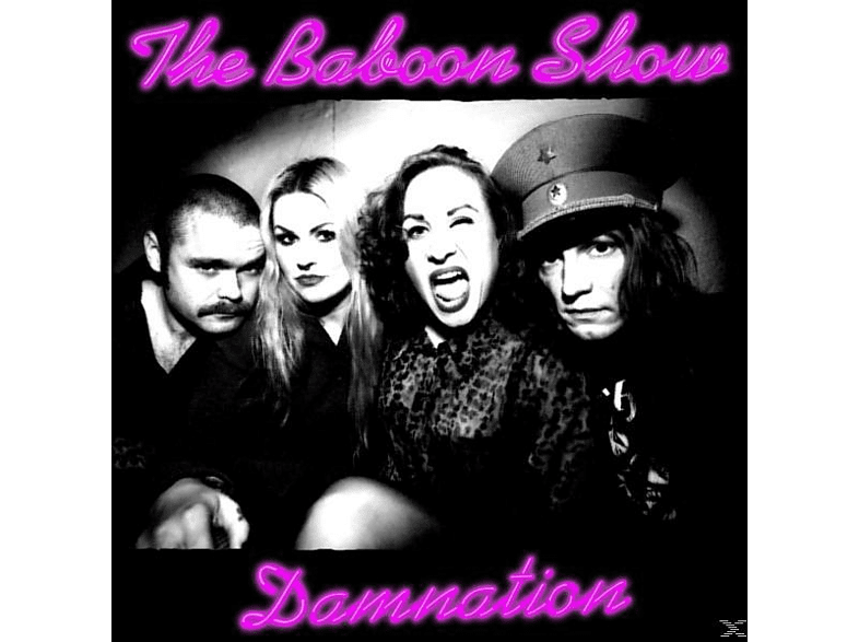 The Baboon Show - Damnation [LP + Download]