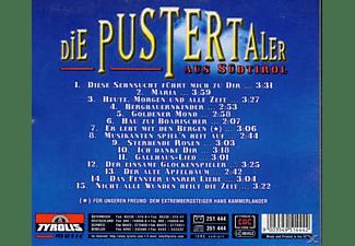 Die Pustertaler - Diese Sehnsucht Führt Mich...  - (CD)