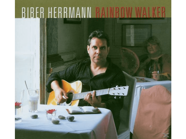 Biber Herrmann - Rainbow Walker [CD]