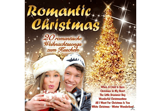 White Christmas All-stars - Romantic Christmas-20 Romantische Weihnachtssong  - (CD)