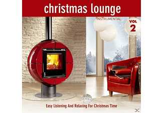 X-mas Lounge Club - Christmas Lounge-Folge 2-Instrumental  - (CD)