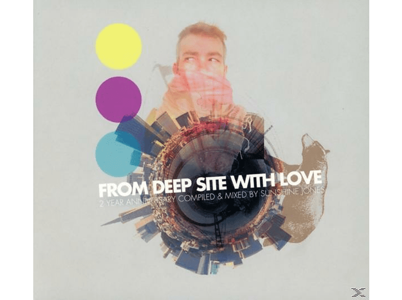 Various/Sunshine Jones - From Deep Site With Love [CD]
