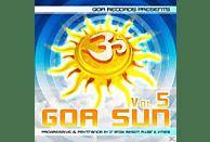 VARIOUS - Goa Sun 5 [CD]