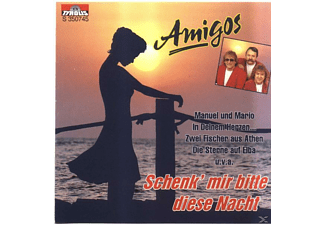 Die Amigos - Schenk Mir Bitte Diese Nacht  - (CD)