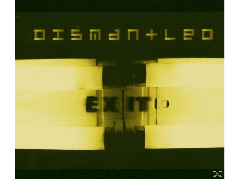 Dismantled - Exit [5 Zoll Single CD (2-Track)]