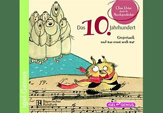 - Uhus Reise durch die Musikgeschichte. Das 10. Jahrhundert  - (CD)