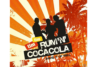 Tim Tim - Rum  N  Cocacola (Shake It Up Well)  - (5 Zoll Single CD (2-Track))