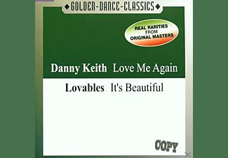 Danny Keith, Danny/lovables Keith - Love Me Again-It's Beautiful  - (Maxi Single CD)