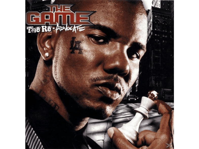The Game - The Re-Advocate [CD]