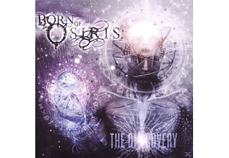 Born Of Osiris - The Discovery - (CD)