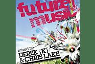 VARIOUS - FUTURE MUSIC FESTIVAL 2007DEREK K & CHRIS LAKE,MIXED BY [CD]