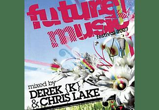 VARIOUS - FUTURE MUSIC FESTIVAL 2007DEREK K & CHRIS LAKE,MIXED BY  - (CD)