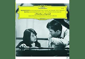 Martha Argerich - Prokofieff/Ravel (180g)  - (Vinyl)