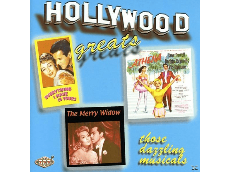 Hollywood Greats - Those Dazzling Musicals [CD]