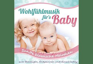 Babys Traumwelt - Wohlfühlmusik für's Baby-sanfte klassische Melod  - (CD)