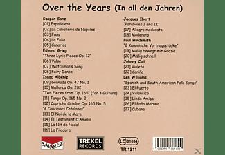 Bernhard Hebb - Over the Years (In all den Jahren)  - (CD)