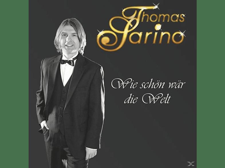 Thomas Sarino - Wie Schön War Die Welt [Maxi Single CD]