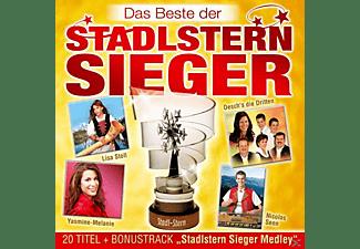 VARIOUS - Das Beste der Stadlstern Sieger  - (CD)