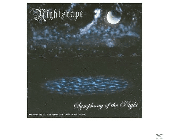 Nightscape - Symphony of the Night [CD]