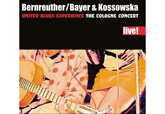 Bernreuther, Wolfgang / Bayer, Rudi / Kossowska, Beata - United Blues Experience  - (CD)