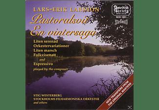 Stockholm Philharmonic Orchestra, Stig Westerberg, VARIOUS - Pastoralsvit En Vintersaga  - (CD)