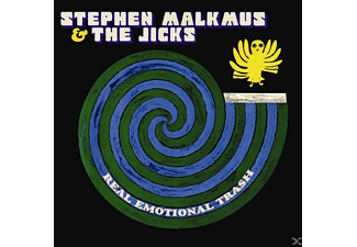 Stephen & The Jicks Malkmus - REAL EMOTIONAL TRASH - (Vinyl)
