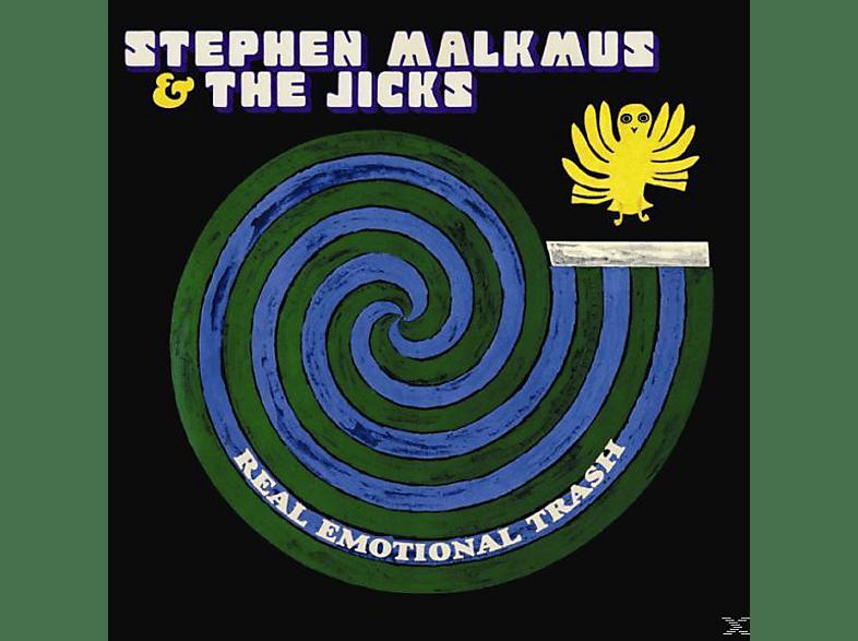Stephen & The Jicks Malkmus - REAL EMOTIONAL TRASH [Vinyl]