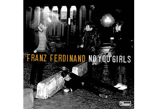 Franz Ferdinand - No You Girls - (CD)