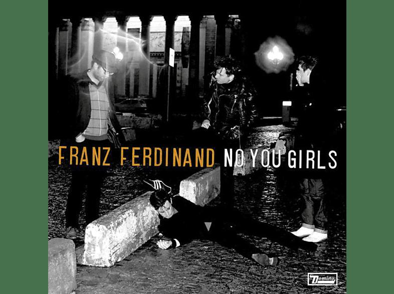 Franz Ferdinand - No You Girls [CD]