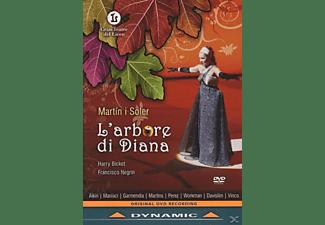 NOGRIN,FRANCISCO & BICKEL,HARRY, Maniaci/Garmendia/Davislim/Perez/Martins/Bicket/+ - L'arbore Di Diana  - (DVD)