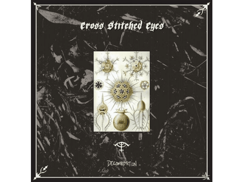 Cross Stitched Eyes - Decomposition [Vinyl]