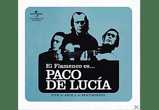 Paco de Lucía - El Flamenco Es...  - (CD)