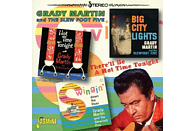 Grady & Slew Foot Martin - There'll Be A Hot Time [CD]