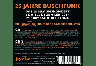 Bodag,B.,Brüning,U.,u.a. - Buschfunk Blues Band,25 Jahre  - (CD)