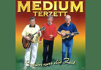 Medium Terzett - Schön War Die Zeit  - (CD)