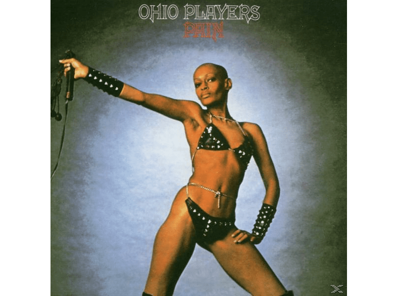 The Ohio Players - Pain [CD]