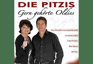Die Pitzis - Gern gehörte Oldies  - (CD)