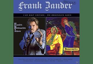 Frank Zander - F.B.I.-Donnerwetter  - (CD)