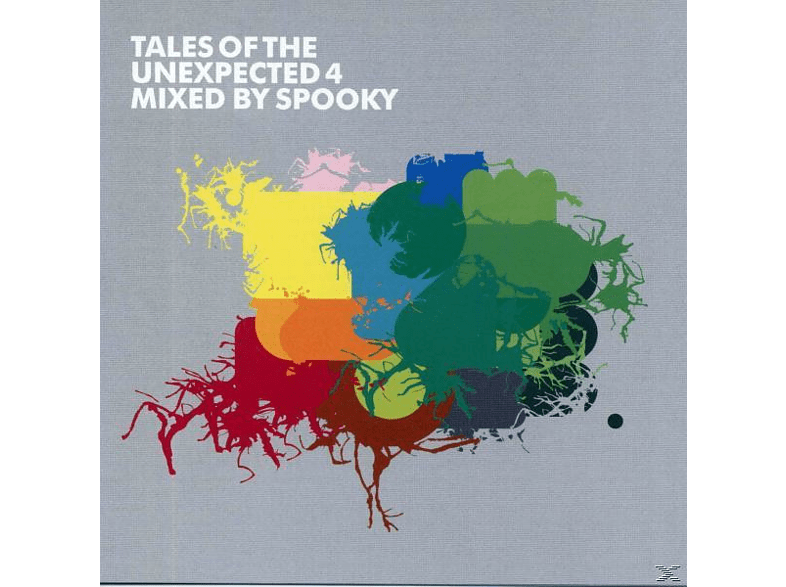 various/spooky - Tales Of The Unexpected-Chapter 4 [CD]