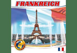VARIOUS - Frankreich-Mit Musik Um Die Welt  - (CD)