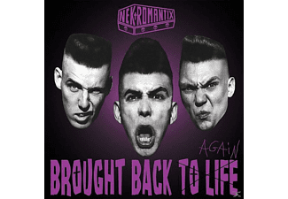 Nekromantix - Brought Back To Life/Reissue  - (CD EXTRA/Enhanced)