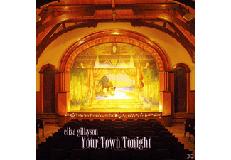 Eliza Gilkyson - Live-Your Town Tonight  - (CD)