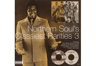 VARIOUS - Northern Soul's Classiest Rarities 3 - (CD)