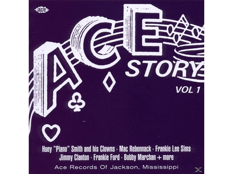 Chuck Carbo His Band - Ace Strory Volume 1 [CD]