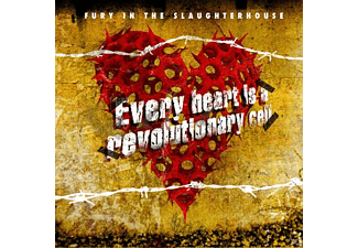 Fury In The Slaughterhouse - Every Heart Is A Revolutionary Cell - (CD)