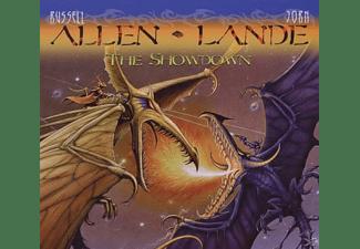 Russell Allen & Jorn Lande - The Showdown  - (CD)
